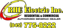 R.H.E. Electric Inc. 845-775-8222